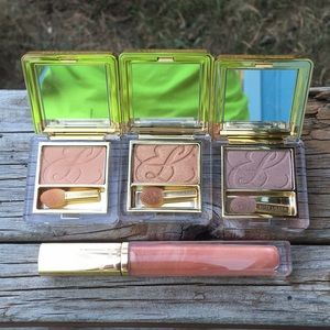 Estée Lauder  pure color eyeshadow and lip gloss